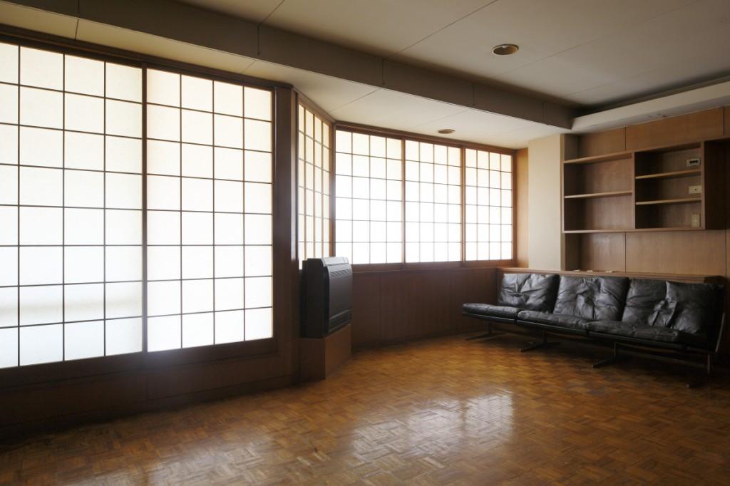 アントニン・レーモンド「富士見の家」(吉田邸)