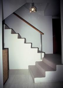 平田邸(階段室)